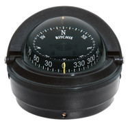 Ritchie S-87 Voyager Compass - Surface Mount - Black [S-87]