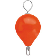 "Polyform Mooring Buoy w\/SS 13.5"" Diameter - Red [CM-2SS-RED]"