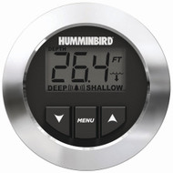 Humminbird HDR 650 Black, White, or Chrome Bezel w\/TM Tranducer [407860-1]