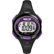 Timex IRONMAN 10-Lap Watch - Mid-Size - Purple\/Black [T5K523JV]