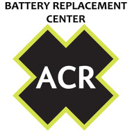 ACR FBRS 2898 Battery Replacement Service - PLB-300 MicroFix [2898.91]