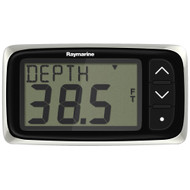 Raymarine i40 Depth Display System w\/Transom Mount Transducer [E70143]