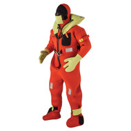 Kent Commercial Immersion Suit - USCG\/SOLAS Version - Orange - Oversized [154100-200-005-13]