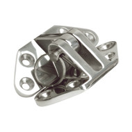 "Whitecap Angled Base Hatch Hinge - 316 Stainless Steel - 3"" x 2-1\/2"" [6211C]"