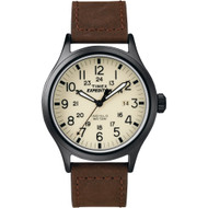 Timex Expedition Scout Metal Watch - Brown [T49963JV]