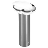 Attwood Standard Series Rod Holder - 0 Degree - White Insert [66364W7]
