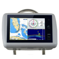 "NavPod GP1036 SailPod Pre-Cut f\/Furuno NavNet TZtouch 14.1"" Multi Touch f\/9.5"" Wide Guard [GP1036]"
