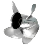 Turning Point Express EX-1417-4L Stainless Steel Left-Hand Propeller - 14.5 x 17 - 4-Blade [31501741]