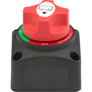 Attwood Single Battery Switch - 12-50 VDC [14233-7]