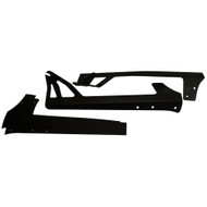 RIGID Industries 2007 - Current Jeep JK Brow Mount Kit [40131]
