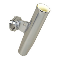 "C.E. Smith Aluminum Clamp-On Rod Holder - Horizontal - 1.05"" OD - Fits 3\/4"" Pipe [53700]"