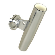 "C.E. Smith Aluminum Clamp-On Rod Holder - Horizontal - 1.315"" OD - Fits 1"" Pipe [53710]"