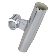 "C.E. Smith Aluminum Clamp-On Rod Holder - Horizontal - 1.66"" OD - Fits 1-1\/4"" Pipe [53720]"