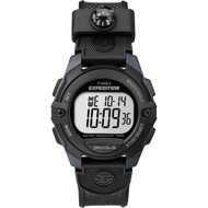 Timex Expedition Chrono\/Alarm\/Timer Watch - Black [TW4B07700JV]