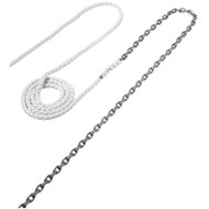 "Maxwell Anchor Rode - 20'-3\/8"" Chain to 200'-5\/8"" Nylon Brait [RODE59]"