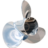 """Turning Point Express Mach3 Right Hand Stainless Steel Propeller - E1-1013 - 10.5"""" x 13"""" - 3-Blade [31301312]"""