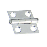 "Tigress Heavy-Duty Bearing Style Hinges - 1-1\/2"" x 1-1\/2"" - Pair [21178]"