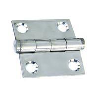"Tigress Heavy-Duty Bearing Style Hinges - 2"" x 2"" - Pair [21180]"