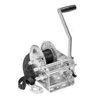 Fulton 2600lb 2-Speed Winch w\/20' Strap [142415]