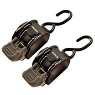 """BoatBuckle Retractable Transom Tie-Down System - 1"""" x 72"""" [F106877]"""