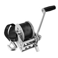 Fulton 900lb Single Speed Winch w\/12 Strap f\/Personal Watercraft [142006]