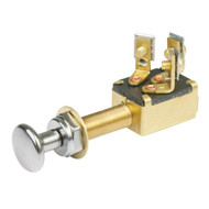 BEP 2-Position SPST Push-Pull Switch - OFF\/ON [1001302]