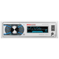 Boss Audio MR632UAB Single-DIN Multimedia Player USB\/SD\/MP3\/WMA\/AM\/FM w\/ Bluetooth [MR632UAB]