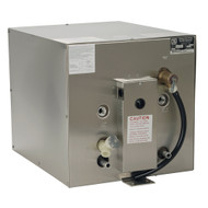 Whale Seaward 11 Gallon Hot Water Heater w\/Front Heat Exchanger - Stainless Steel - 240V - 1500W [F1250]