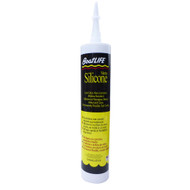 BoatLIFE Silicone Rubber Sealant Cartridge - Black [1152]