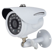Speco HD-TV1 2MP Color Waterproof Marine Bullet Camera w\/IR, 10 Cable, 3.6mm Lens, White Housing [CVC627MT]