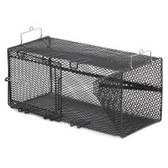 "Frabill Black Pinfish Rectangular Trap - 18"" x 12"" x 8"" [1264]"