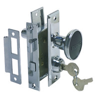 Perko Mortise Lock Set w\/Bolt [0927DP0CHR]