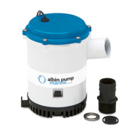 Albin Pump Bilge Pump Heavy Duty 2250 GPH - 24V [01-03-014]