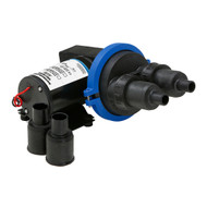 Albin Pump Compact Waste Water Diaphragm Pump - 22L(5.8GPM) - 12V [03-01-015]