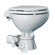 Albin Pump Marine Toilet Silent Electric Compact - 24V [07-03-011]