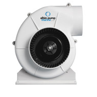 Albin Pump Marine Air Blower 750 Flex - 24V [10-03-010]