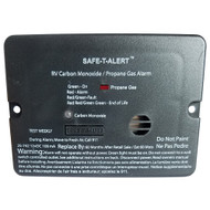 Safe-T-Alert Combo Carbon Monoxide Propane Alarm - Surface Mount - Mini - Black [25-742-BL]
