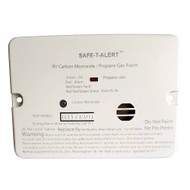Safe-T-Alert Combo Carbon Monoxide Propane Alarm - Surface Mount - Mini - White [25-742-WHT]