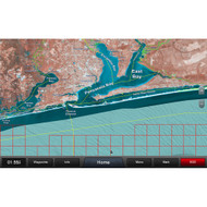 Garmin Standard Mapping - Emerald Coast Premium microSD\/SD Card [010-C1190-00]