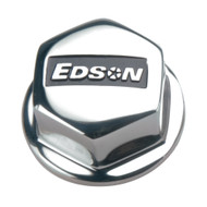 "Edson Stainless Steel Wheel Nut - 1""-14 Shaft Threads [673ST-1-14]"