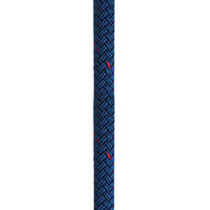 "New England Ropes 1\/2"" X 15 Nylon Double Braid Dock Line - Blue w\/Tracer [C5053-16-00015]"