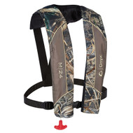 Onyx M-24 Manual Inflatable Life Jacket - Realtree Max-5 Camo [131000-812-004-19]