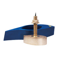 Airmar B265LM Bronze Chirp Thru-Hull Transducer 1kW w\/Fairing Block - Mix  Match Cable Needed [B265C-LM-MM]