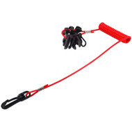 Sea-Dog 10 Key Kill Switch Universal Lanyard [420496-1]
