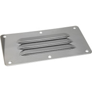 """Sea-Dog Stainless Steel Louvered Vent - 9-1\/8"""" x 4-5\/8"""" [331400-1]"""