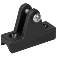 Sea-Dog Nylon Concave Deck Hinge - Black [273240-1]