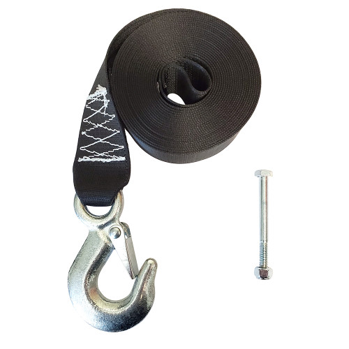 Rod Saver Winch Strap Replacement - 25 [WS25]