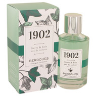 1902 Lierre & Bois by Berdoues Eau De Toilette Spray 3.38 oz (Women)