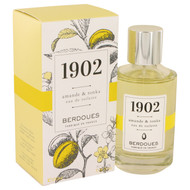1902 Amande & Tonka by Berdoues Eau De Toilette Spray 3.38 oz (Women)