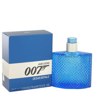 007 Ocean Royale by James Bond Eau De Toilette Spray 2.5 oz (Men)